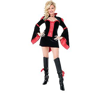 Women Playboy Vamptease Costume