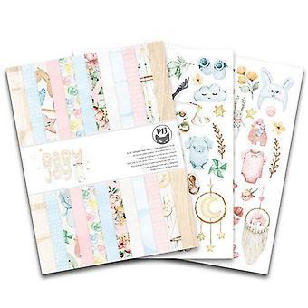 Piatek13 - Paper pad Baby Joy 6x8 P13-BAB-10
