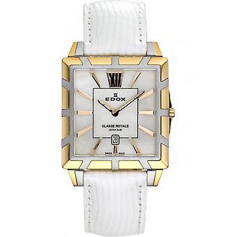 Edox - ساعة اليد - للجنسين - فئة رويال - 26022 357R NAIR