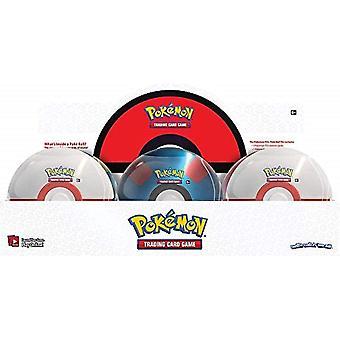 Pokemon TCG Poké Ball Tin Series 3 (One at Random)