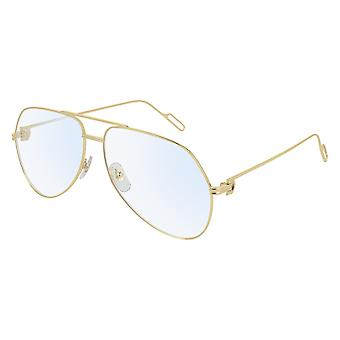 Cartier premiere DE CARTIER CT0116O 001 Gold Glasses