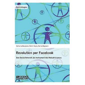Revolution per Facebook. Das Social Network als Instrument des Netzaktivismus by Bergmaier & Katharina