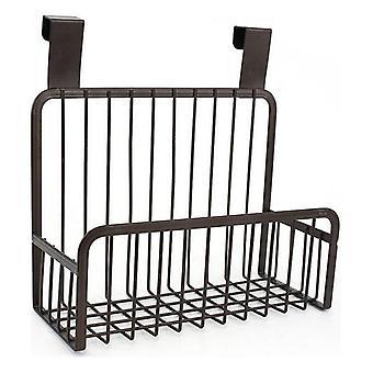 Multi-purpose basket Confortime Brown Pendant (26 X 11,5 x 26 cm)