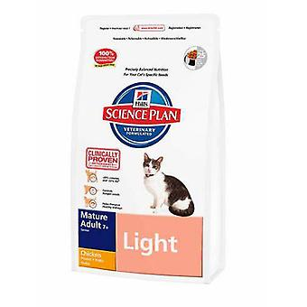 Hill's Light Mature (Cats , Cat Food , Dry Food)
