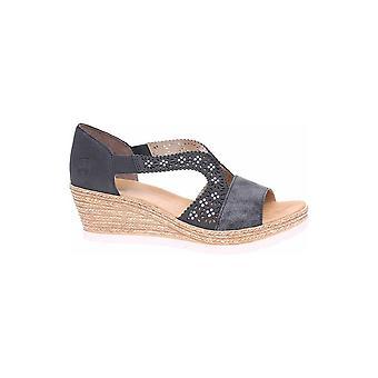 Rieker 619A314 universal summer women shoes