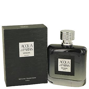 Acqua Di Parisis Venezia by Reyane Tradition Eau De Toilette Spray 3.3 oz / 100 ml (Men)
