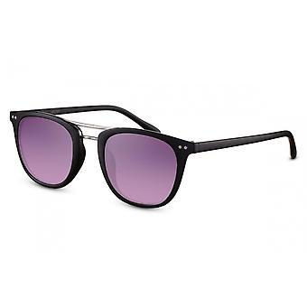 Sonnenbrillen Herren Kat. 3 Wanderer schwarz/silber (CWI1630)