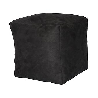 Seat cube Alka anthracite size 40 x 40 x 40 with filling