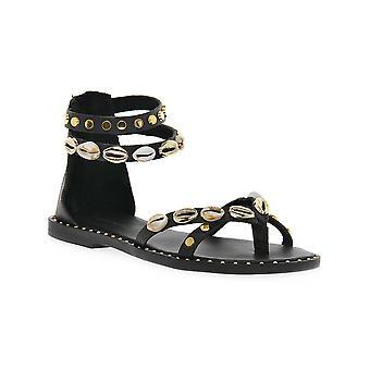 Cafe noir 010 flip flops studs sandals