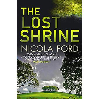 The Lost Shrine - Can she uncover the truth before it is hidden for ev