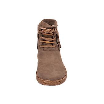 UGG W ALEXIA Women's Boots Brown Lace-Up Boots Winter