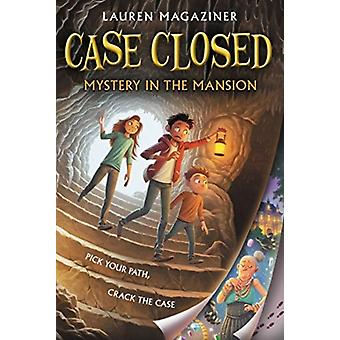 Case Closed 1 Mystery in the Mansion by Magaziner & Lauren