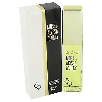 Alyssa Ashley Musk Deodorant Roll On By Houbigant   550575 50 ml