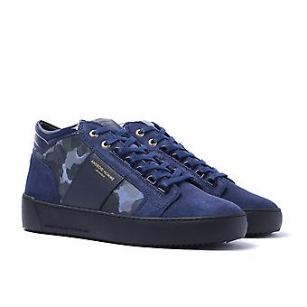 Android Homme Camo Zamsz Propulsion Mid Navy Buty sportowe