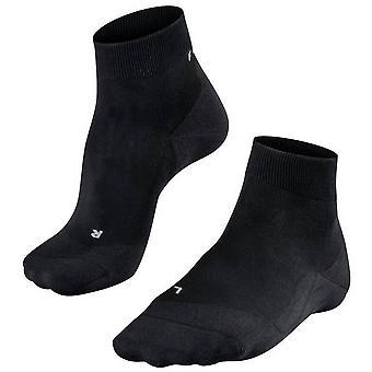 Falke Running 4 lette korte sokker - sort mix