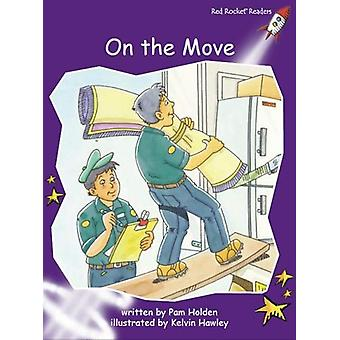 On the Move by Pam Holden - 9781927197868 Book