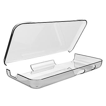 Crystal Clear Protective Hard case for Nintendo 2DS XL
