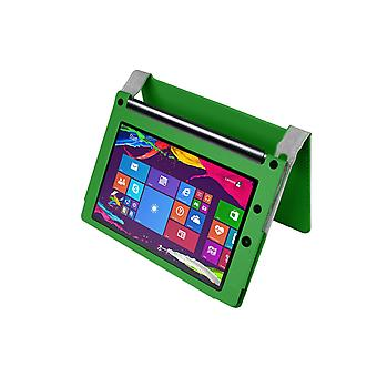 Magnetic PU Leather Case Cover for Lenovo Yoga 2 8