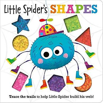 Little Spider's Shapes - 9781789474886 Book