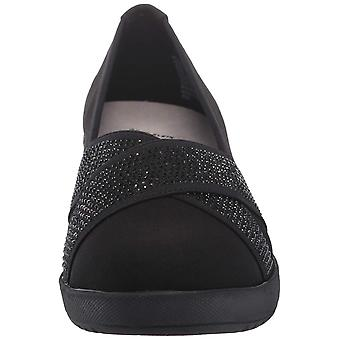 Anne Klein Women's Shoes Yadra Fabric Closed Toe Loafers