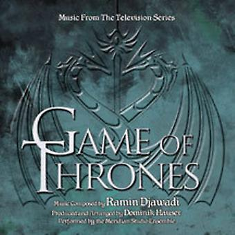Dominik Hauser - Game of Thrones: Music From the Television Series [CD] USA import