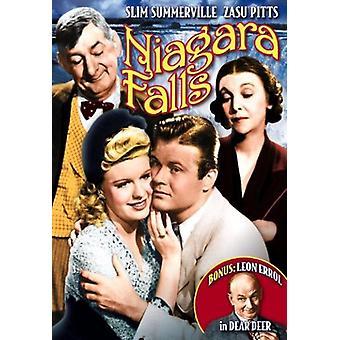 Niagra Falls/kära rådjur [DVD] USA import