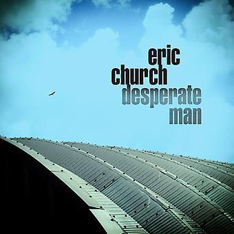 Eric Church - Desperate Man [CD] USA import