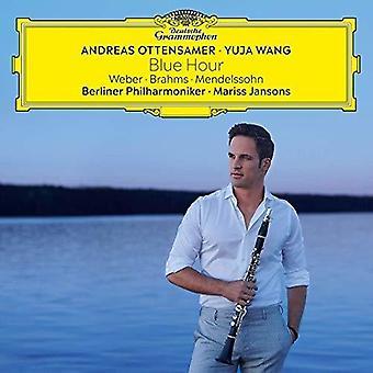 Blue Hour (Weber / Brahms / Mendelssohn) [CD] USA import