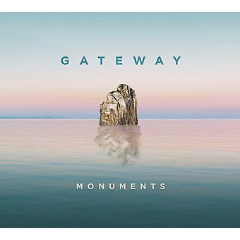 Gateway - Monuments [CD] USA import