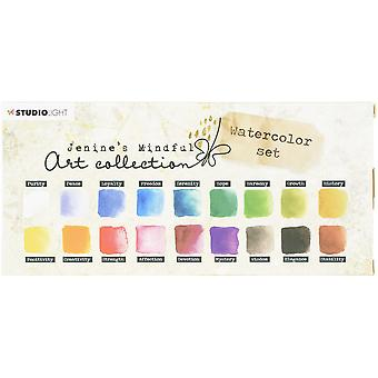 Jenine's Mindful Art 2.0 Watercolor Aquarelset -