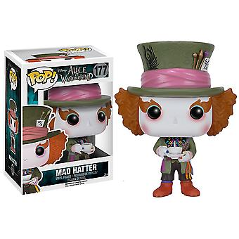 Alice in Wonderland (2010) Mad Hatter Pop! Vinyl