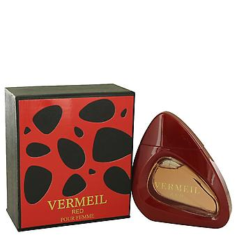Vermeil Red by Vermeil Eau De Parfum Spray 3 oz / 90 ml (Women)