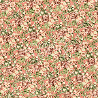 Graphic 45 Fields of Flowers 12x12 Inch Paper Pack