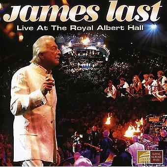 James Last - Live at the Royal Albert Hall [CD] USA import