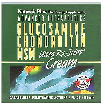 Nature's Plus, Advanced Therapeutics, Glucosamine Chondroitin MSM, Ultra Rx-Join