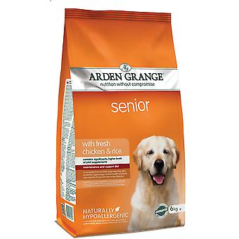 Arden Grange Senior Dog - 6kg