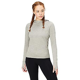 Marque - Core 10 Women's Be Warm Thermal Fitted Run Hoodie (XS-XL, Plus...