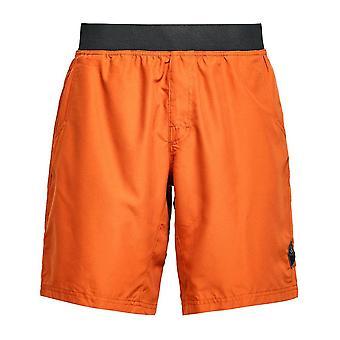 Prana Men's Mojo Climbing Shorts Orange