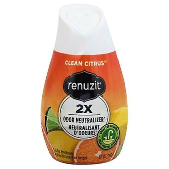 Renuzit Gel Air Freshener Clean Citrus