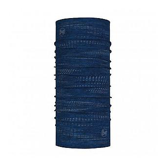 Buff Reflective Dryflx Neck Warmer R-blue