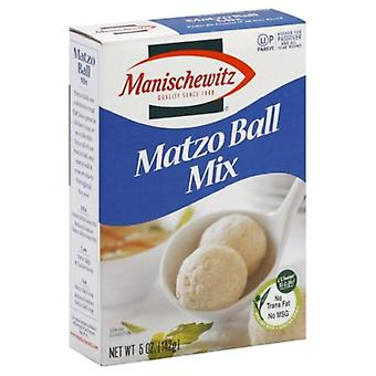 Mélange de boules de Matzo de Manischewitz