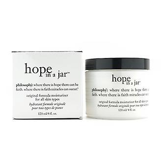 Philosophy Hope In A Jar Original Formula Moisturizer for All Skin Type 120ml / 4.0 oz