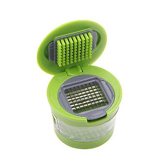 Garlic Squeezer Mini Cube Garlic Press Multifunctional Crusher