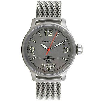 Aristo Men's Messerschmitt Watch Automatic ME262-42AERO-M Stainless Steel