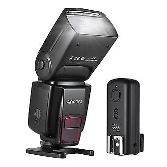 Ad560 Iv 2.4g Wireless Universal On-camera Slave Speedlite With Trigger