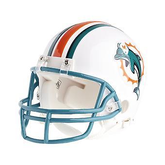 Riddell VSR4 Mini fotbollshjälm - Miami Dolphins 1997-2012