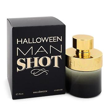Halloween Man Shot Eau de Toilette Spray Par Jesus Del Pozo 2,5 oz Eau De Toilette Spray