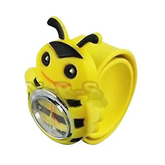 Children's Cartoon Watch Cute Animal Fruit Kids Silicone Patted Watch /boy