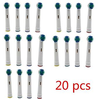 Electric Replacement Toothbrush Head