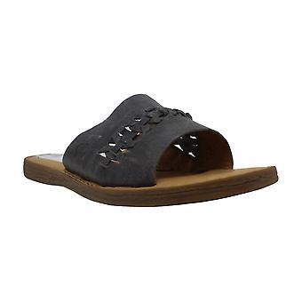 Born Womens St Francis Open Toe Casual Slide Sandals
